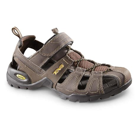 sandals mens teva s forebay sandals turkish coffee 656503