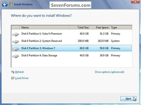 format hard drive system reserved system reserved create using disk management windows 7
