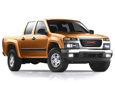 blue book value for used cars 2006 gmc sierra denali electronic valve timing 2007 gmc canyon crew cab pricing ratings reviews kelley blue book
