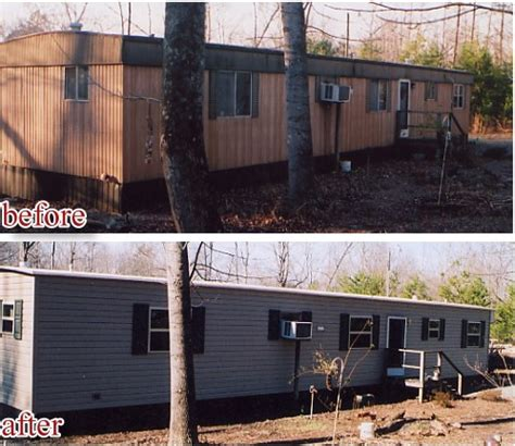 installation on mobile a definitive guide for choosing the best mobile home siding