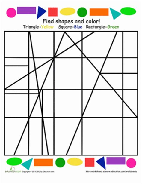 printable hidden shapes pictures all worksheets 187 hidden pictures worksheets printable
