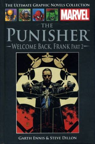 punisher welcome back frank the punisher welcome back frank part 2 by garth ennis