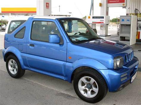 Suzuki Jimny Second Suzuki Jimny Used Car Costa Blanca Spain Second