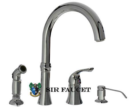 four kitchen faucet sir faucet 710 four kitchen faucet ebay