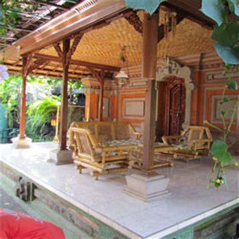Kursi Bambu Bali menyatukan tilan kursi bambu dan teras bali kumpulan artikel tips arsitektur dan interior