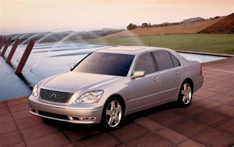 lexus models 2005 2005 lexus ls 430 information and photos zombiedrive
