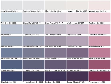 sherwin williams pantone colors best 20 pantone color chart ideas on pinterest