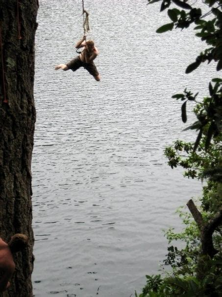 bass lake rope swing rope swing at bass lake yelp