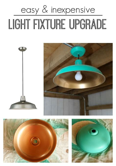 diy light fixtures for the unique and inexpensive light diy crafts ideas the easiest way to update basic light