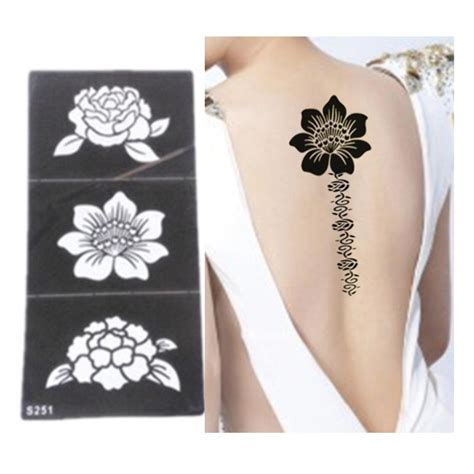 dorable henna tattoo templates vignette resume ideas