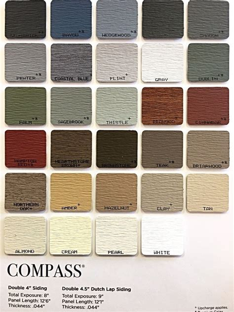 pacific vinyl siding colors say hello to the side of vinyl