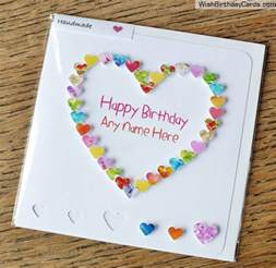 birthday cards to make beautiful handmade birthday card for