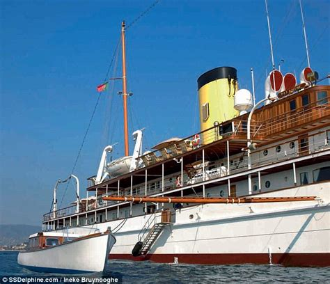 legend boats bought by johnny morris automobile legend horace dodge s 1921 luxury yacht could