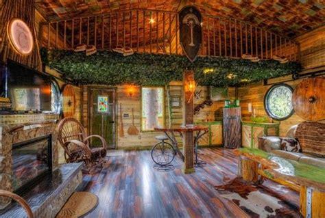 hobbit tree house design bringing fantasy  life