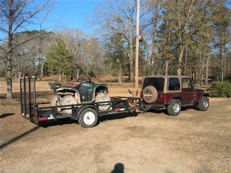 Mopar Jeep Trailer Exterior Mods