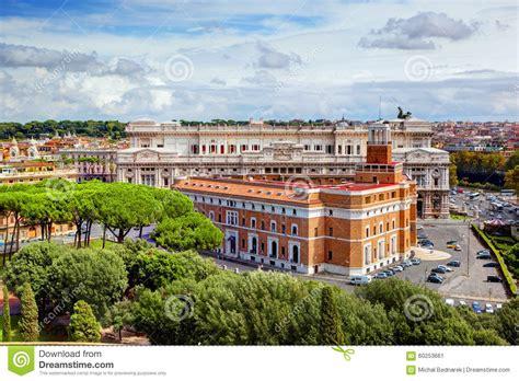 corte suprema italia corte suprema di cassazione in rome italy stock image