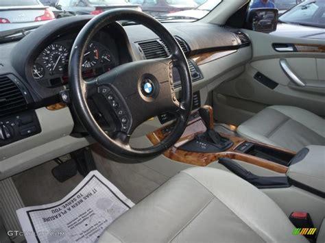 beige interior 2002 bmw x5 4 4i photo 46839627 gtcarlot