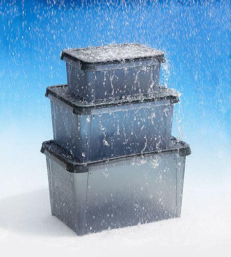 Luftdichte Aufbewahrungsboxen Keller by Absolut Wasserdicht Diese Aufbewahrungsboxen Widerstehen