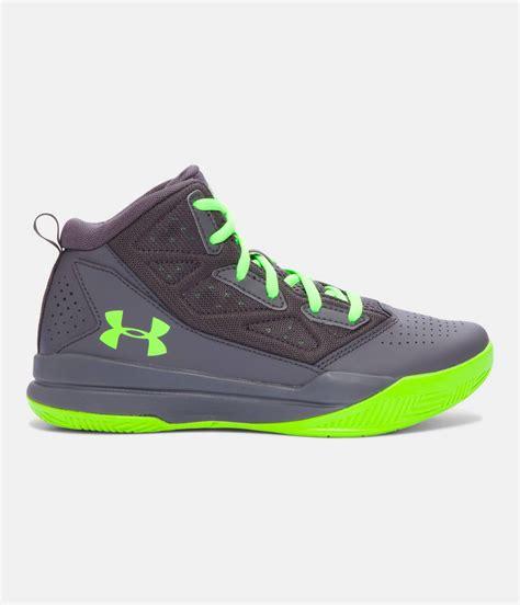 armour basketball shoes boys boys grade school ua jet mid basketball shoes
