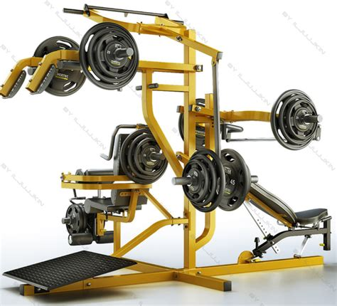Powertec Weight Bench Powertec Multi Gym Dimensions Crafts