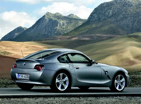 Bmw Coupe Z4 by 2007 Bmw Z4 Coupe Picture 35699 Car Review Top Speed