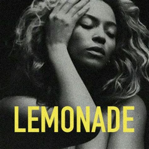 Beyonces Card Si Cover by Beyonc 233 Lemonade Beyonce Lemonade