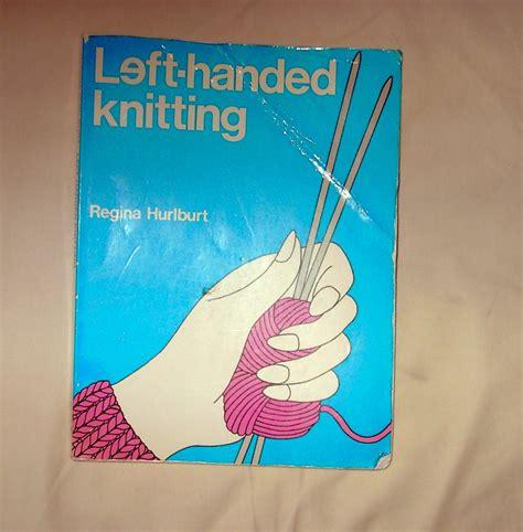knitting left handed downeast yarn ho april 2006