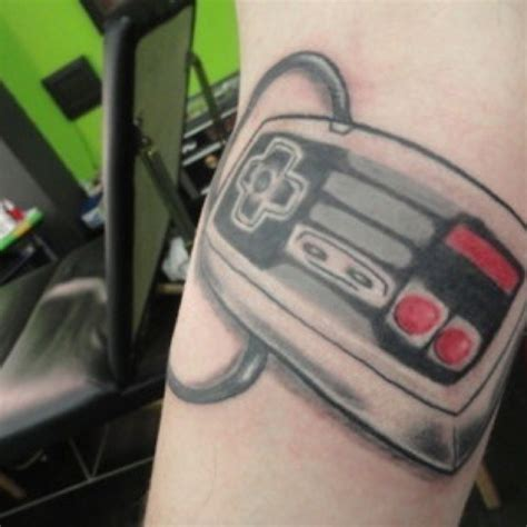 infinity tattoo controller game controller tattoo cute for boys girls too video