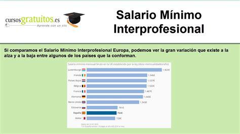 subida del salario m 237 nimo interprofesional smi para 2016 salario mnimo media jornada ipc salario minimo