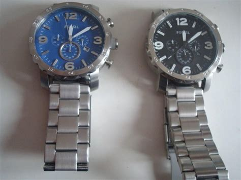 fossil preloved fossil oversized watches for sale in wembley middlesex