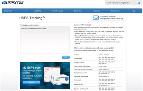 Usps Racking by Usps Tracking Track And Trace Track Parcel Co Uk