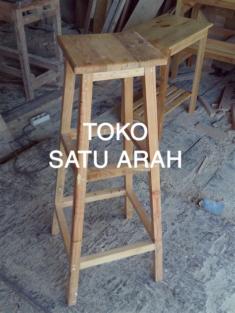 Kursi Kayu Tinggi jual kursi santai kayu jati belanda ukuran tinggi 110cm
