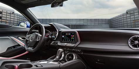 camaro interni chevrolet camaro ss e 2 0 turbo 2017 ufficiale in vendita
