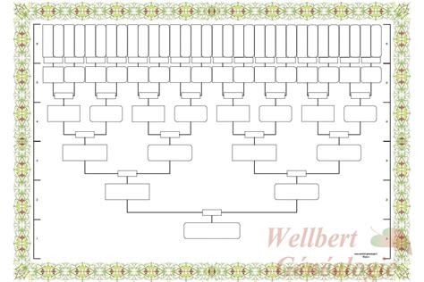 printable family tree planner 10 best images of family tree chart fill in free