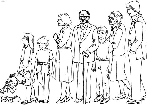 coloring page of family descendants coloring pages from coloring coloring pages