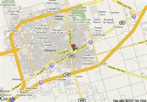 maps midland map of midland midland