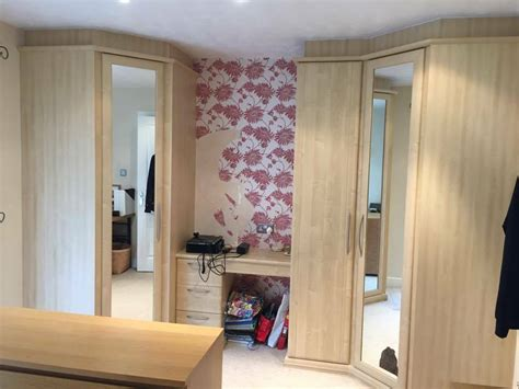 Hammonds Fitted Wardrobes - free hammonds fitted wardrobe set comprising of 2
