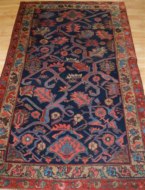 kurdish rug antique kurdish rug greater hamadan region design circa 1920 267963