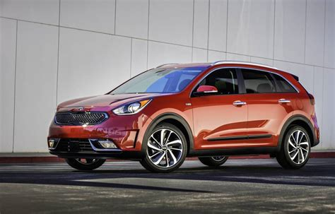 Niro Kia Kia Niro Huv Unveiled Company S New Dedicated Hybrid