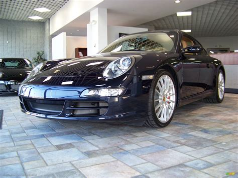 midnight blue maserati 2007 porsche 911 carrera s coupe in midnight blue metallic