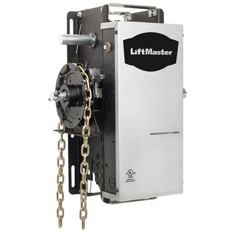 liftmaster mh medium duty hoist jackshaft hp