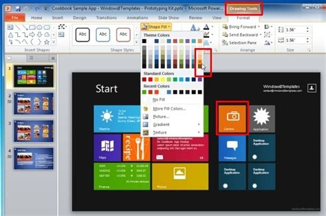 download themes for powerpoint windows 7 download windows 8 powerpoint templates to create modern