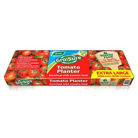 Planterbag 75 Liter Putih westland gro sure grow bag tomato planter