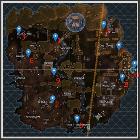 apex legends nessy dolls locations  apex legends