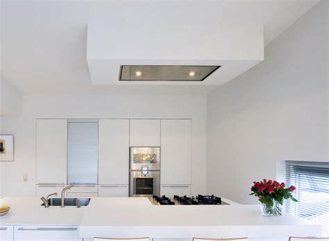 afzuigkap kookeiland inbouw plaatsen plafondunit afzuigkap werkspot