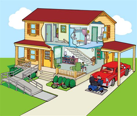 aging in place home safety for elderly home accessibility