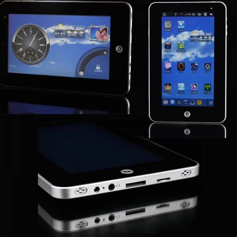 Tablet Epad Android 2 2 Multitouch tablet 7 quot via wm8650 android 2 2 wi fi 3g