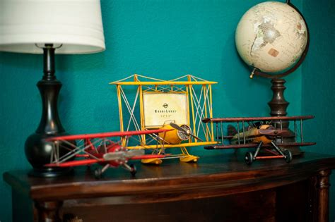 vintage airplane nursery decor henry s vintage airplane nursery project nursery