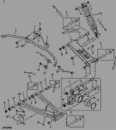 deere gator parts diagram gator 825i suspension wiring diagrams wiring diagram