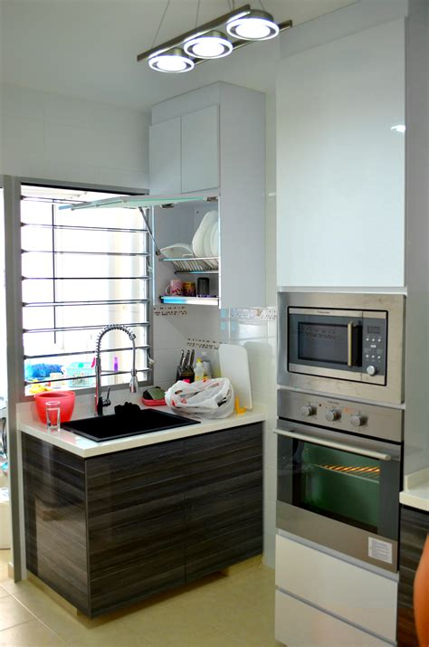 Kitchen Design Hdb Best And Most Appealing Hdb Kitchen Design Singapore Pertaining To Kitchen Ideas For Hdb